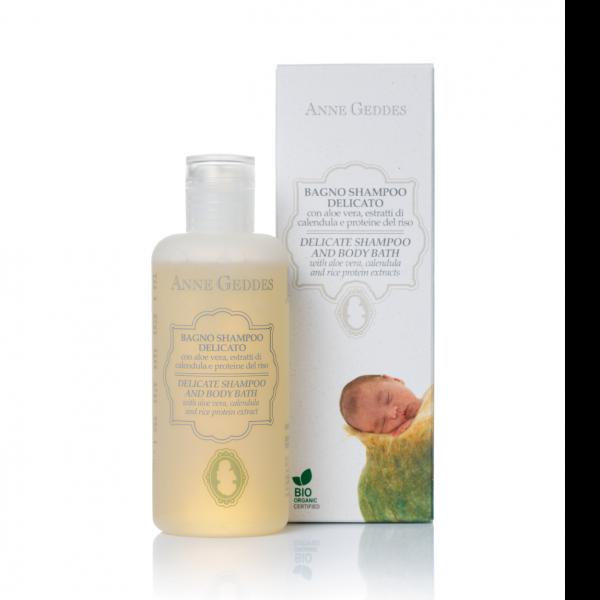 Anne Geddes - Sanfte Waschlotion & Shampoo